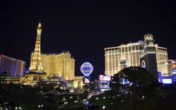 Las Vegas Paris Stock Image