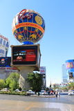 Las Vegas - Paris Hotel and Casino Stock Images