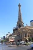 Las Vegas - Paris Hotel and Casino Royalty Free Stock Image