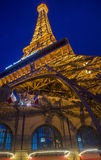 Las Vegas, Paris hotel Royalty Free Stock Images