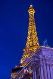 Las Vegas, Paris hotel Stock Photo