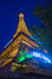 Las Vegas, Paris hotel Royalty Free Stock Photo