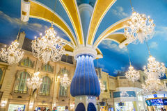 Las Vegas , Paris hotel Stock Photography