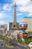 Las Vegas Paris Hotel Stock Photography