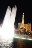 Las Vegas, Paryż Zdjęcie Royalty Free