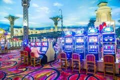 Las Vegas, Paryski hotel Zdjęcia Royalty Free