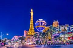 las Vegas pas zdjęcie stock