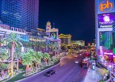 las Vegas pas Fotografia Stock