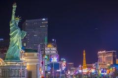 las Vegas pas Fotografia Royalty Free