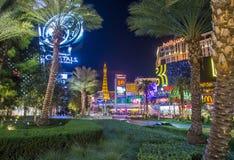 las Vegas pas Zdjęcia Stock