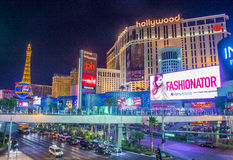 las Vegas pas Zdjęcia Royalty Free