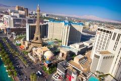 Las Vegas Pasek zdjęcie stock