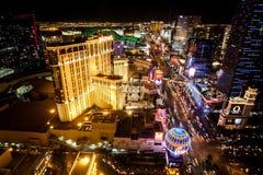 Las Vegas, pasek Zdjęcia Royalty Free
