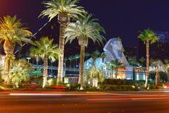 Las Vegas pasek, Hotelowy Luxor Obrazy Stock