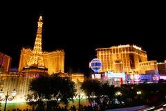 Las Vegas paska światła obrazy royalty free