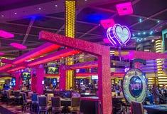 Las Vegas, pianeta Hollywood Fotografia Stock