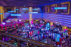 Las Vegas, pianeta Hollywood Immagine Stock