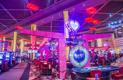 Las Vegas, Planeet Hollywood Stock Foto's