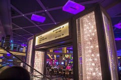 Las Vegas, Planeet Hollywood Royalty-vrije Stock Foto
