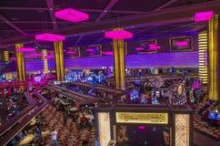 Las Vegas planet Hollywood royaltyfria foton