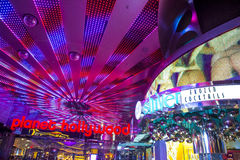 Las Vegas , Planet Hollywood Stock Image