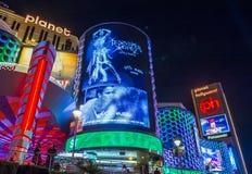 Las Vegas , Planet Hollywood Royalty Free Stock Image