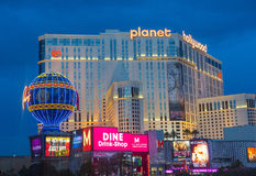 Las Vegas , Planet Hollywood Stock Photography