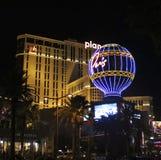Las Vegas Planet Hollywood by Night Stock Photos