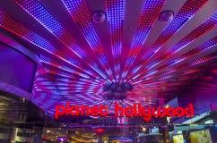 Las Vegas , Planet Hollywood Royalty Free Stock Photos