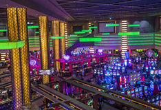 Las Vegas , Planet Hollywood Royalty Free Stock Photography