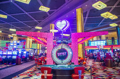 Las Vegas, planeta Hollywood Zdjęcie Royalty Free
