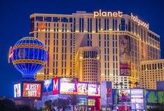 Las Vegas, planeta Hollywood Obrazy Stock