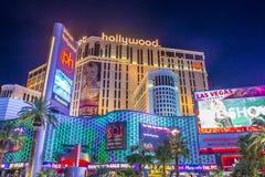 Las Vegas, planeta Hollywood Obrazy Royalty Free
