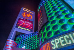 Las Vegas, planeta Hollywood Fotografia Stock