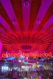 Las Vegas, planeta Hollywood Obraz Royalty Free