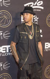 Las Vegas The Players Awards. LAS VEGAS - JULY 19 : Former NBA player Allen Iverson attends The Players Awards at the Rio Hotel & Casino on July 19, 2015 in Las Stock Photography