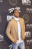 Las Vegas The Players Awards. LAS VEGAS - JULY 19 : NBA player Jordan Clarkson of the Los Angeles Lakers attends The Players Awards at the Rio Hotel & Casino on Stock Images