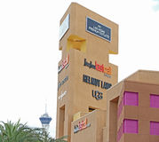 Las Vegas premium outlet sign Stock Images