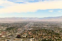 Las Vegas Red Rock Stock Image