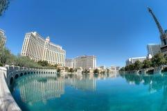Las Vegas Reflection Royalty Free Stock Photos
