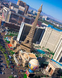 Las Vegas remsa royaltyfria bilder