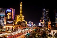 Las Vegas remsa Arkivbild