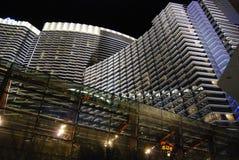 Las Vegas remsa, Las Vegas remsa, storstadsområde, metropolis, gränsmärke som bygger Royaltyfri Foto