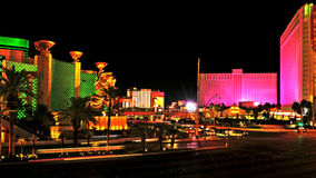 Las Vegas remsa, United States arkivbilder