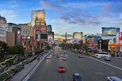 Las Vegas remsa, United States royaltyfria foton