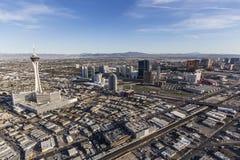 Las Vegas Resorts Aerial Royalty Free Stock Photos