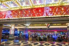 Las Vegas, Riviera Fotografia Stock