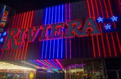 Las Vegas , Riviera Royalty Free Stock Images
