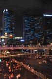 Las Vegas Rock 'n' Roll Marathon Stock Images
