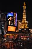 Las Vegas Rock 'n' Roll Marathon Royalty Free Stock Photography